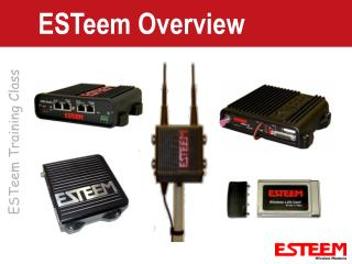ESTeem Overview