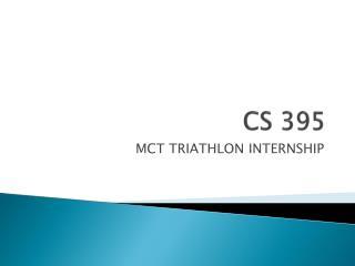 CS 395