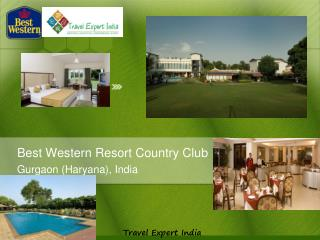 Best Western Resort Country Club