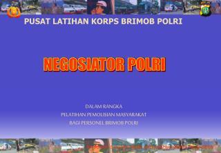 NEGOSIATOR POLRI