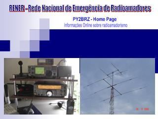 RENER - Rede Nacional de Emergência de Radioamadores