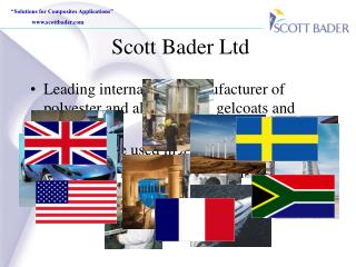 Scott Bader Ltd