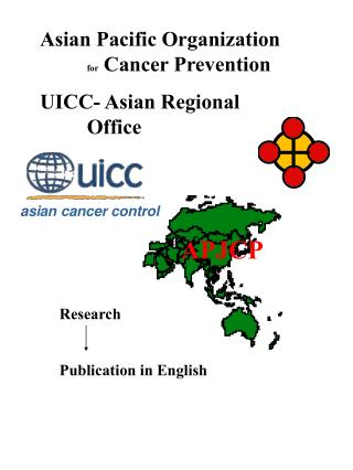 Asian Pacific Organization 	 for  Cancer Prevention UICC- Asian Regional   		Office