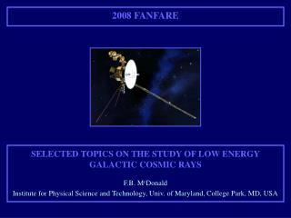 2008 FANFARE