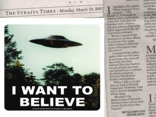 The Great Singapore UFO Mystery