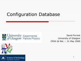 Configuration Database