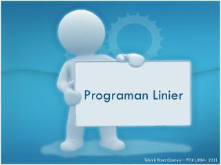 Programan  Linier