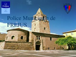 Police Municipale de  FREJUS