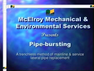 McElroy Mechanical & Environmental Services