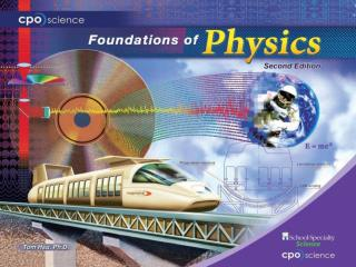 Chapter 1:  The Science of Physics