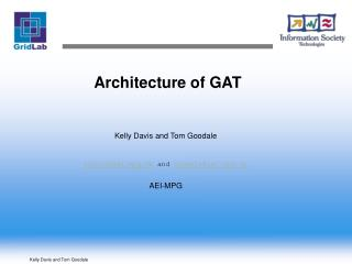 Architecture of GAT