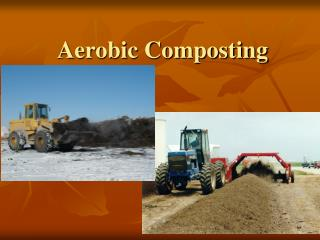 Aerobic Composting