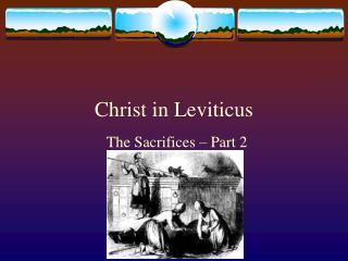 Christ in Leviticus