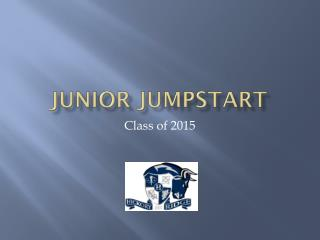 Junior Jumpstart