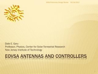 Telescope Control System Preliminary Design Review