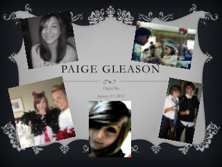 Paige Gleason