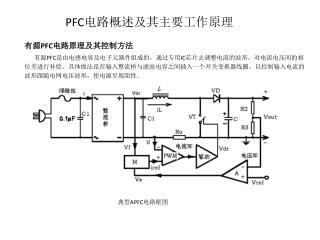 PFC 电路概述及其主要工作原理