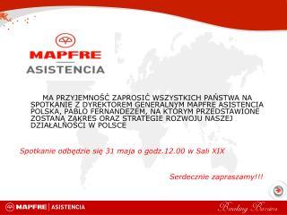 MAPFRE  ASISTENCIA  S.A.