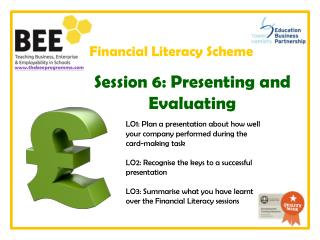 Financial Literacy Scheme