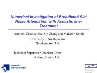 Numerical Investigation of Broadband Slat Noise Attenuation with Acoustic liner Treatment