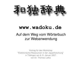 wadoku.de
