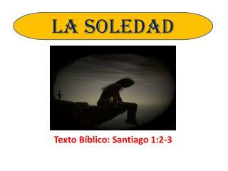 Texto Bíblico: Santiago 1:2-3