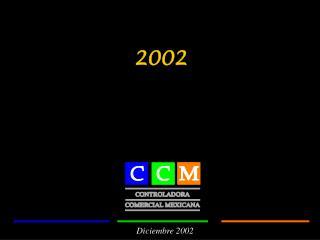 Diciembre 2002