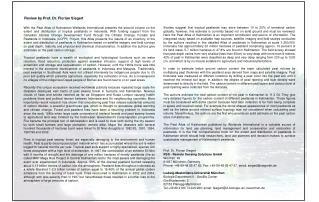 Review by Prof. Dr. Florian Siegert