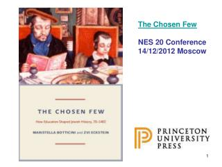 The Chosen Few NES 20 Conference 14/12/2012 Moscow