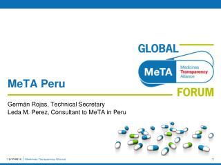 MeTA Peru