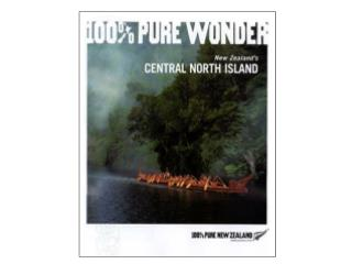 100% Pure Wonder  Central North Island