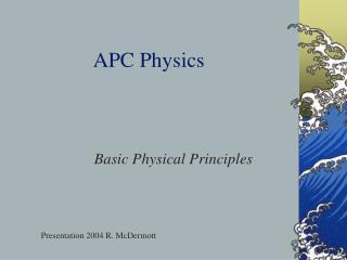 APC Physics