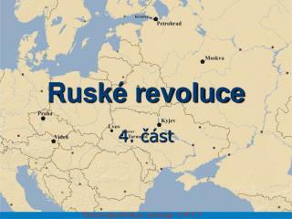 Ruské revoluce