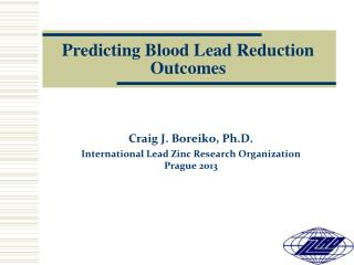 Predicting Blood Lead Reduction Outcomes