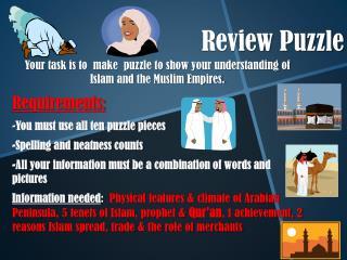Review  Puzzle