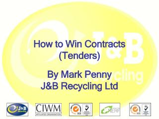 How to Win Contracts Tenders