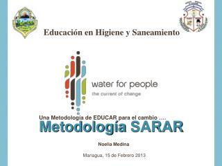Educación en Higiene y Saneamiento