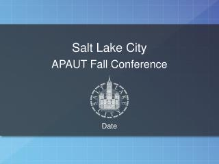 APAUT Fall Conference