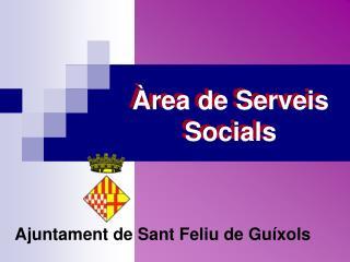 Àrea de Serveis Socials