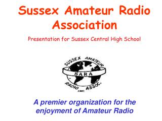 Sussex Amateur Radio Association