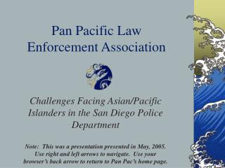 Pan Pacific Law  Enforcement Association