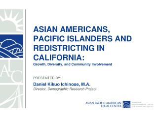 Asian Americans, Pacific Islanders in California