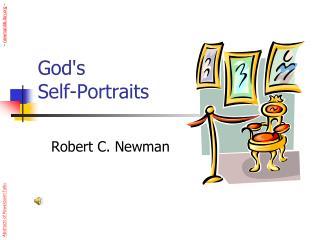 God ' s  Self-Portraits