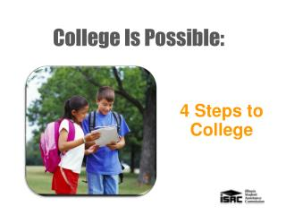 College Is Possible: