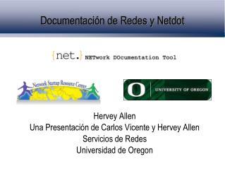 Documentación de Redes y Netdot