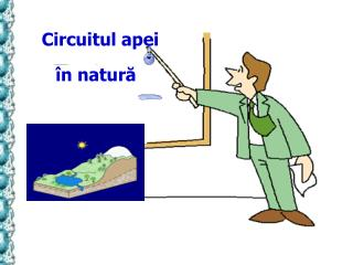 Circuitul apei