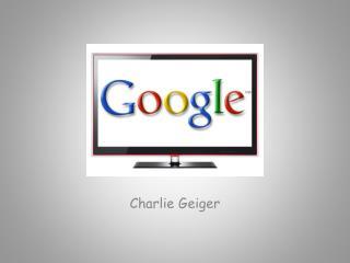 Charlie Geiger