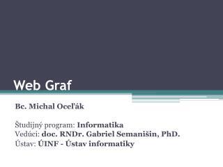 Web Graf