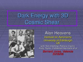 Dark Energy with 3D Cosmic Shear