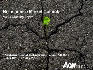 Reinsurance Market Outlook: Value Creating Capital